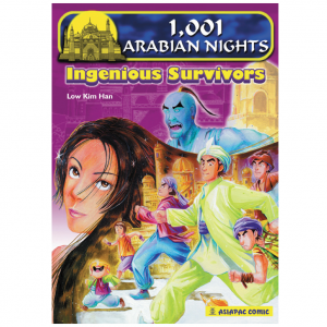 1,001 Arabian Nights – Ingenious Survivors – S$5.50