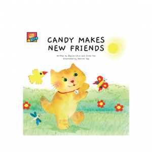 Candy Makes New Friends – S$10.00