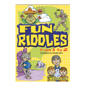 Fun Riddles from A to Z – S$5.50