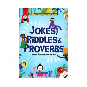 Jokes, Riddles & Proverbs From Asia and the Pacific – S$10.00