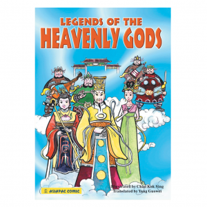 Legends of the Heavenly Gods – S$10.00