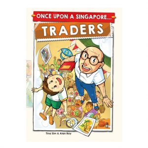 Once Upon A Singapore – Traders – $15.90
