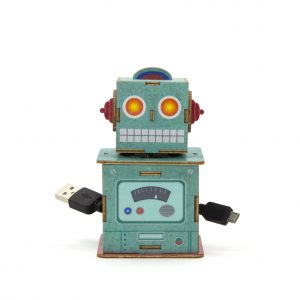 Cable Box: Robot – $15.90