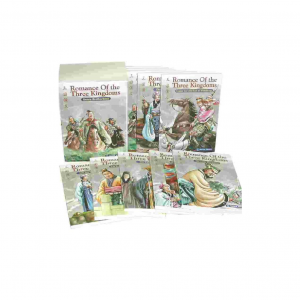 Romance of the 3 Kingdoms (1 set of 10) – S$60.00