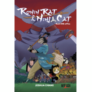 Ronin Rat and Ninja Cat, Book 1 of 5 – S$6.50