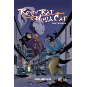 Ronin Rat and Ninja Cat, Book 2 of 5 – S$6.50