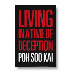Living in a Time of Deception – S$35.00