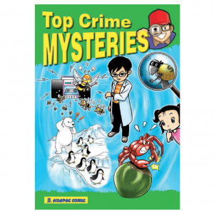 Top Crime Mysteries – S$10.00