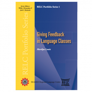 Giving Feedback in Language Classes – S$6.00