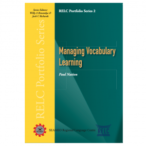 Managing Vocabulary Learning – S$7.00