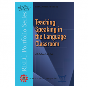 Teaching Speaking in the Language Classroom – S$6.00
