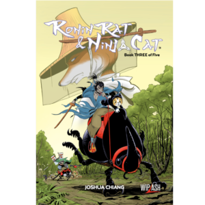 Ronin Rat and Ninja Cat, Book 3 of 5 – S$6.50