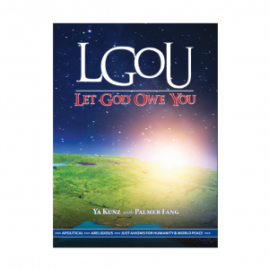 LGOU. Let God Owe You – S$30.00