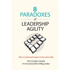 8 Paradoxes of Leadership Agility: How to Lead and Inspire in the Real World – S$36.00