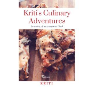 Kriti's Culinary Adventures – S$5.60