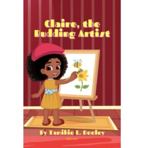 Claire, the Budding Artist – S$8.00