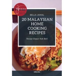 20 Malaysian Home Cooking Recipes – S$5.60