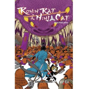 Ronin Rat and Ninja Cat, Book 5 of 5 – S$6.50